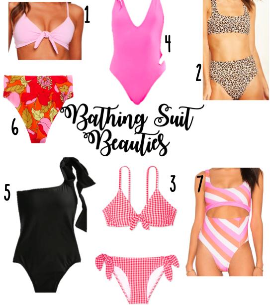 Crushing on Bathing Suits