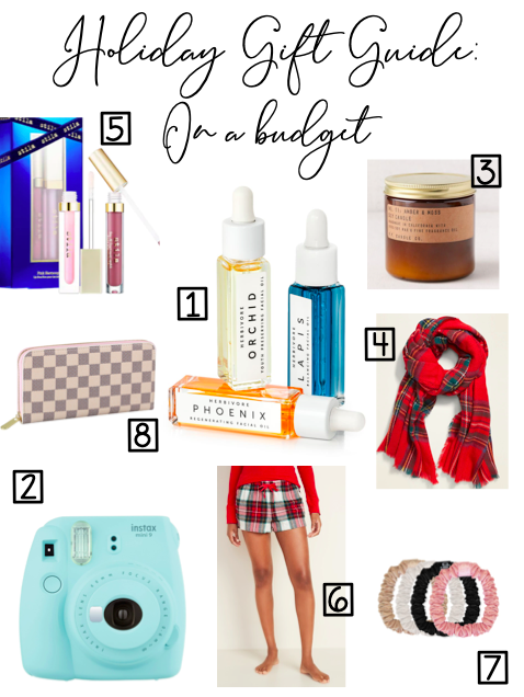 Holiday Gift Guide: Budget Friendly