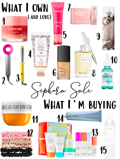 Sephora Sale [April 2020] What I Love & Am Purchasing